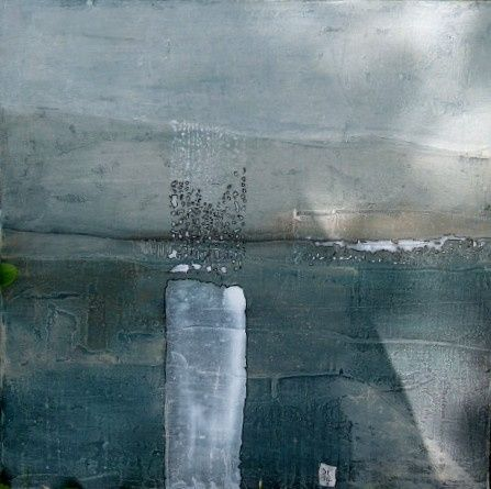 P0524 Suzanne Paliard - 2014 - 25 x 25 - Acrylique et encres
