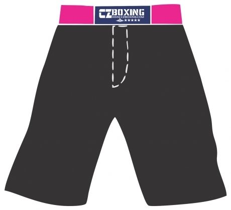 WOMEN MMA GRAPPLING SHORTS | MMA BOARD SHORT PAKISTAN