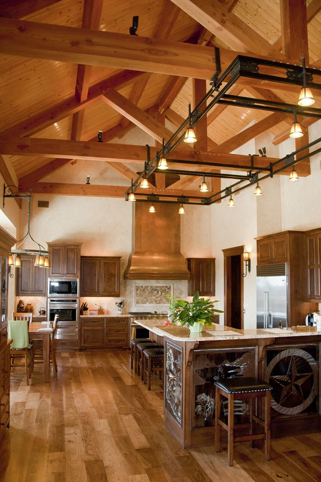 60 best Home Interiors images on Pinterest | Timber frame homes ...