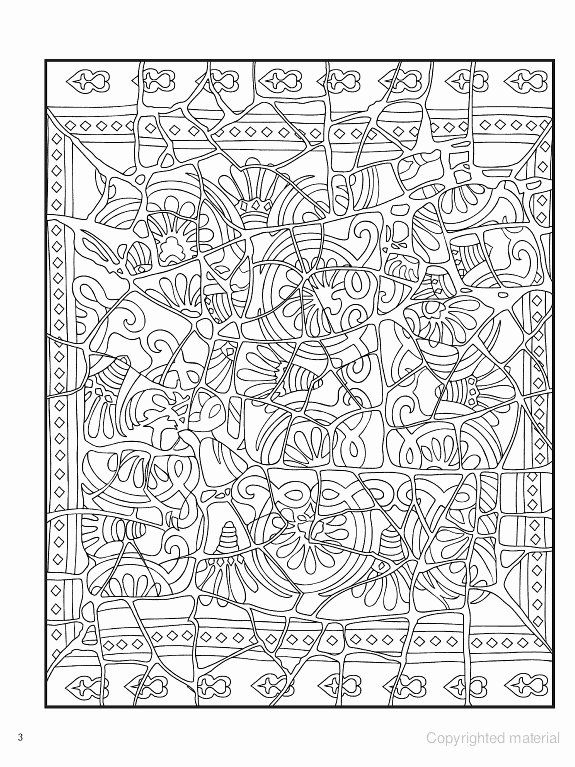 Creative Haven Coloring Books For Adults Best Of Creative Haven Mosaic Masterpieces Coloring Book D Creative Haven Coloring Books Coloring Books Coloring Pages
