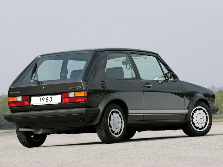 Volkswagen Golf Mk1 GTI Pirelli