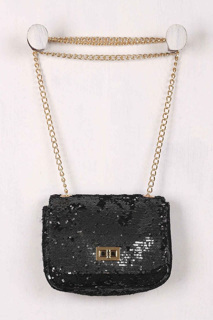 Shimmery Sequin Crossbody Mini Bag Price : $40.99. #instacraze #fashion #Bag #Womenbag