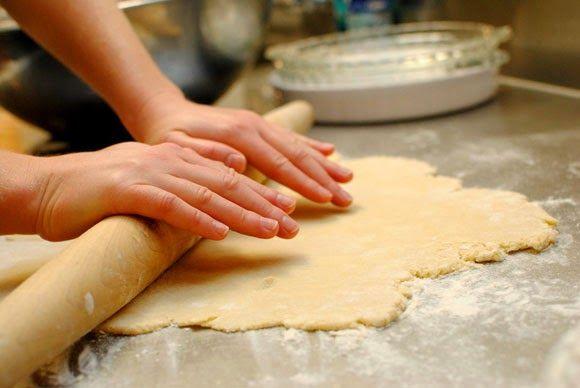 Χειροποίητο φύλλο για πίτες | tselemedes
