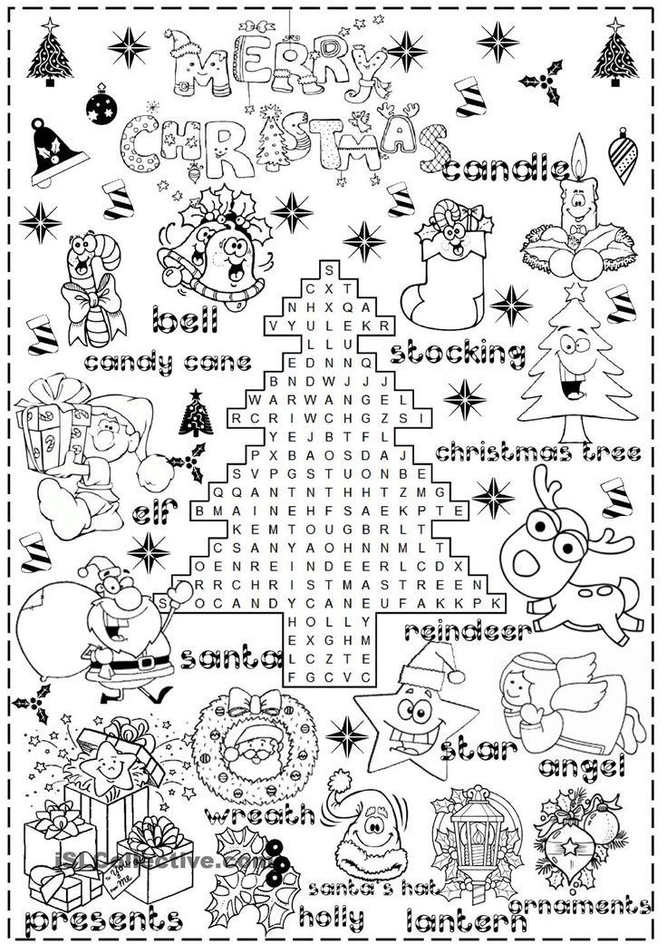 Best 25+ Christmas worksheets ideas on Pinterest ...