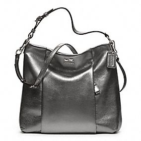 MADISON METALLIC LEATHER ISABELLE
