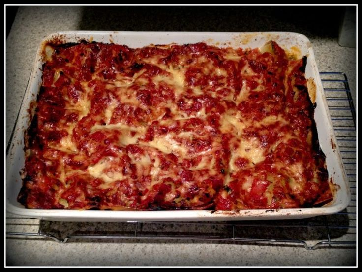 Slimming World Cannelloni