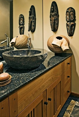 332 best images about african theme party on pinterest for African bathroom designs