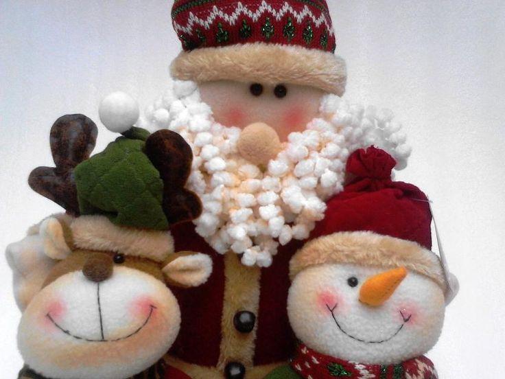muñecos navideños 2016 - Buscar con Google