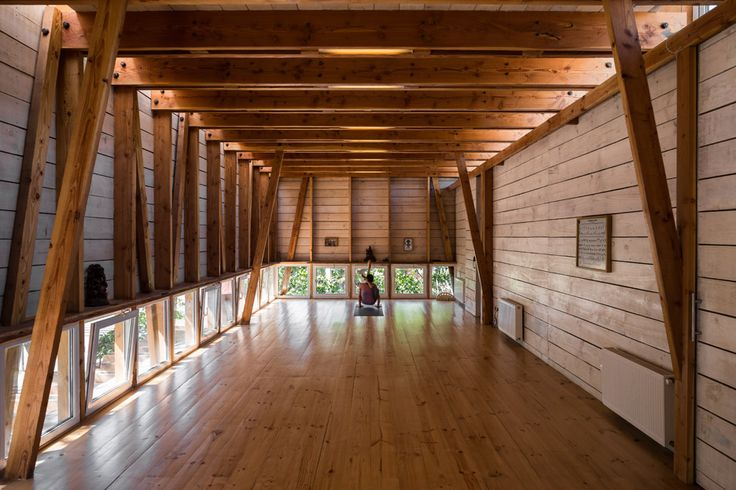 Ashtanga Yoga Chile by DX Arquitectos