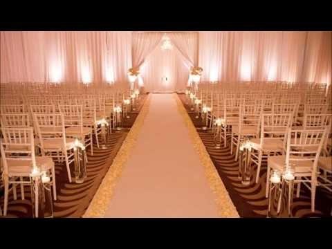 Dekorasi Wedding Indoor Mewah 2017