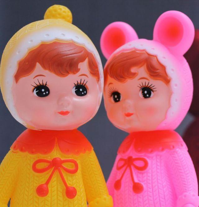 BabyTrendwatcher.nl: Lampen van Lapin & me en Woodland dolls