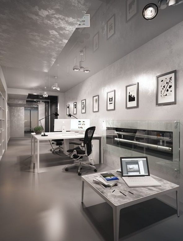 minimalist office design. Minimalist Office Interior Design