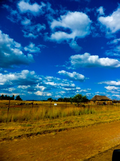 South African Country-side, Magaliesburg. (Photo: Alida Ryder - Simply Delicious)