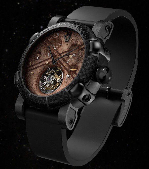 Romain Jerome is a Swiss watch-making brand that became worldwide famous for creating the emblematic DNA-Famous Legends Collection. One of the first in the collection of DNA of Famous Legends were watches Titanic DNA with the body of rusted steel from the Titanic. Watches from next collection – Moon Dust-DNA – was created using fragments …