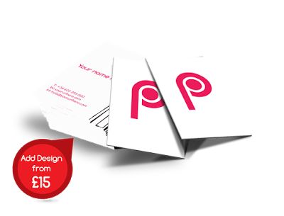 Letterheads Printing UK: Business Cards Aylesbury