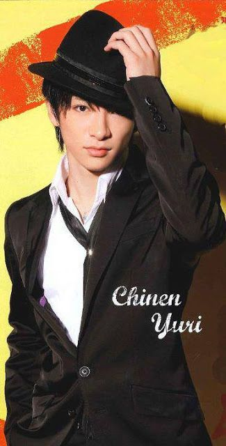 About HEY! SAY! JUMP: Chinen Yuri