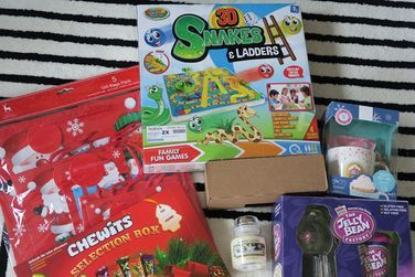 Christmas Gifts with Sports Direct #sdfiverchallenge