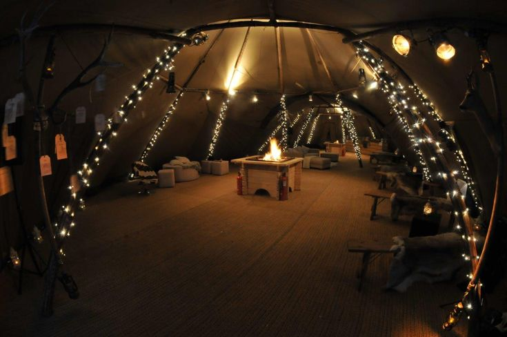 Wellpleased Winter Wedding Tipi Teepee Papakata