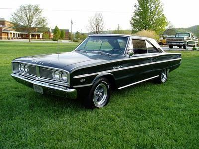 Dodge : Coronet 440 1966 DODGE CORONET 440.. 383 C - http://www.legendaryfinds.com/dodge-coronet-440-1966-dodge-coronet-440-383-c/