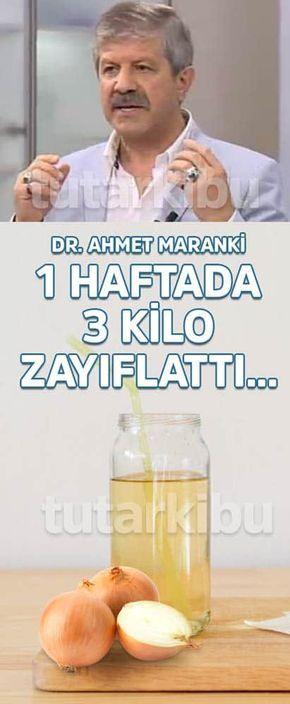 Ahmet Maranki'nin Zayıflatan Kür Tarifi