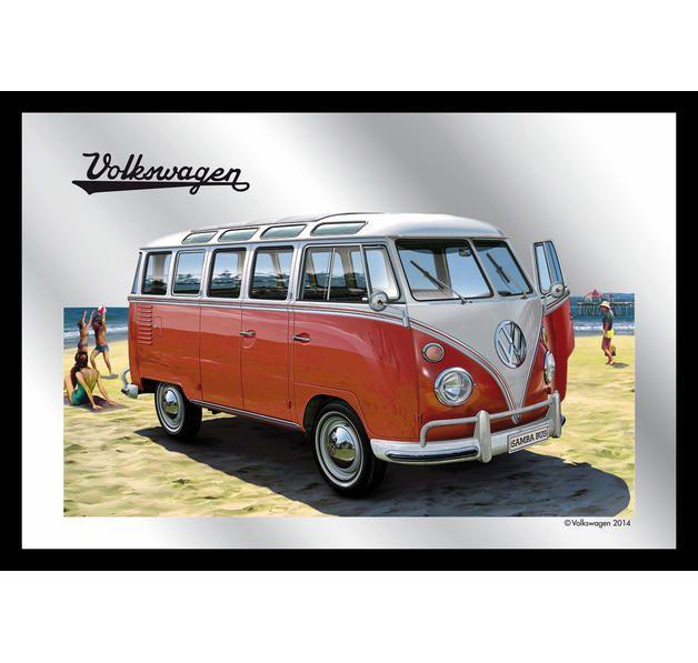Spiegel VW Bulli T1 Samba