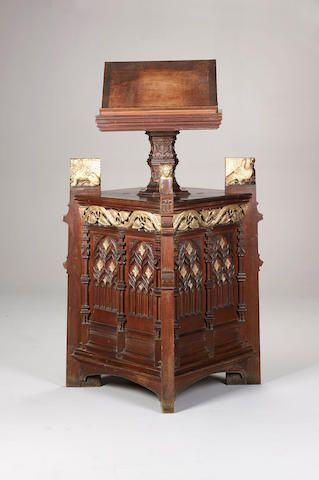 An Edwardian satinwood and polychrome painted work table of pembroke form, the top with a central panel decorated with putti above two frieze drawers with ivory handles on square tapering legs