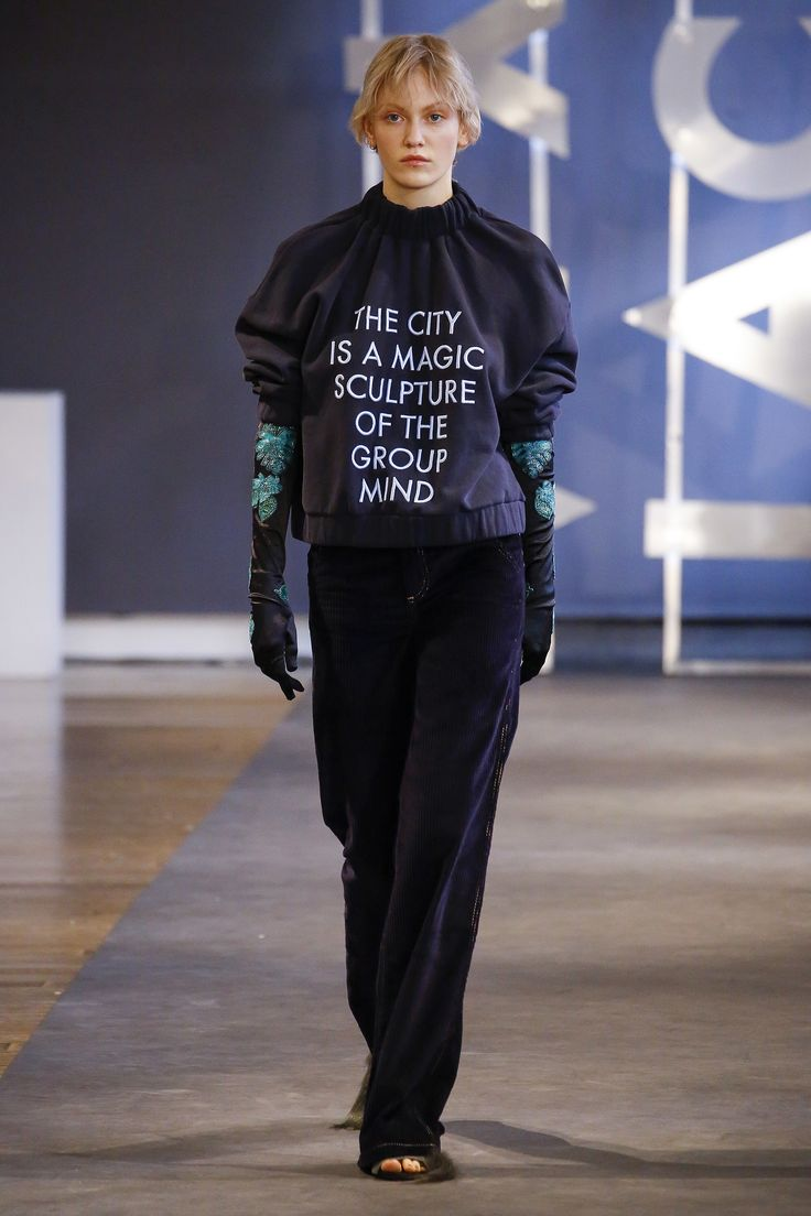 Each x Other - Fall 2017 Ready-to-Wear