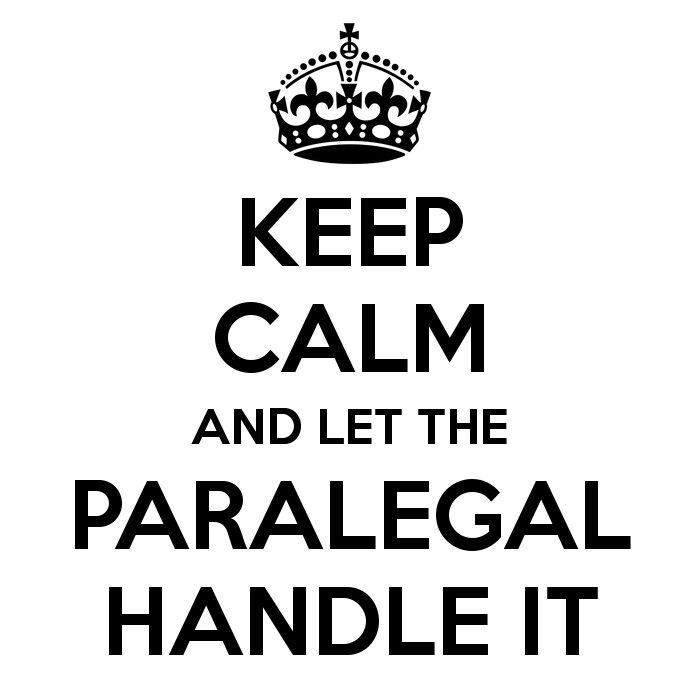 Paralegals role in the legal system