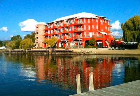 Kelowna's Manteo Resort