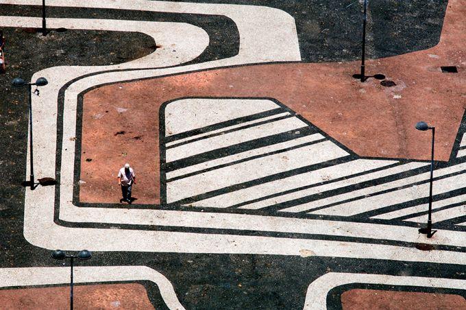Copacabana, por Burle Marx.
