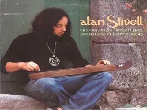 Alan Stivell - Breton folk harpist singing Ar Wezenn Awalou - The Apple Tree, lyrics below