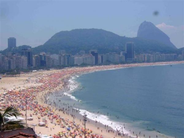 Nach dem Spiel ist vor dem Spiel :-) Wohnung in Rio de Janeiro auf wunschgrundstück