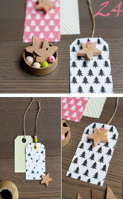 24 Gift Tag Ideas