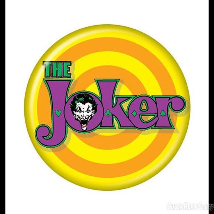 superhero buttons | joker joker buttons joker logo button