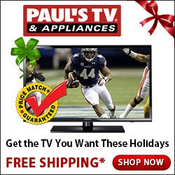 #cyberweekend  #electronics #tvs   http://www.planetgoldilocks.com/electronics.htm  PaulsTV – Get the TV you want these #holidays  #cybermonday  #shoppingcoupons #promocodes  @planetgoldilock