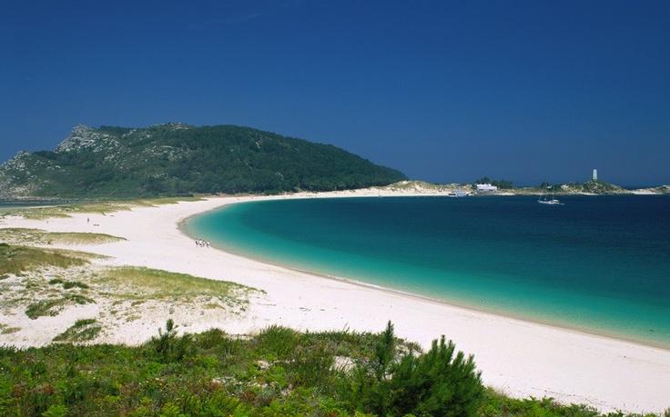 Islas Cíes. Parque Nacional de las Islas Atlánticas. #Galicia #Ríasbaixas