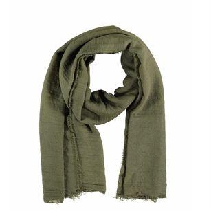 8MM. Scarf lisa, Green Dark, medium