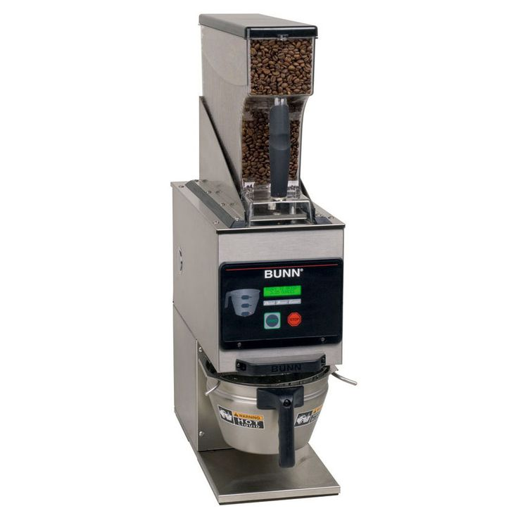 Qualified Bunn Coffee Grinder for Excellent Taste of Coffee : Bunn Coffee Grinder Cool Design