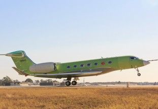 Gulfstream G600 completed its first test flight, having successfully taken off and touched down at Savannah-Hilton Head International Airport in Savannah, Ga.