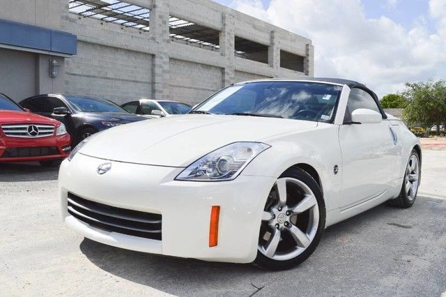 Awesome Nissan 2017: 2006 Nissan 350Z Touring Roadster Convertible, Auto, Low Miles! 1-Owner! Clean! 2006 Nissan 350Z Touring Roadster, Auto, Low Miles! 1-Owner Florida Car! Check more at http://24auto.ga/2017/nissan-2017-2006-nissan-350z-touring-roadster-convertible-auto-low-miles-1-owner-clean-2006-nissan-350z-touring-roadster-auto-low-miles-1-owner-florida-car/