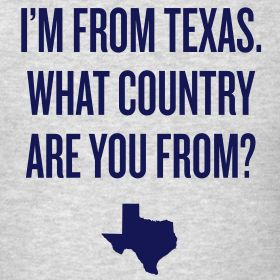 There's a reason Texans are proud of their state! This site has all sorts of Texas proud stuff!  Very cool!