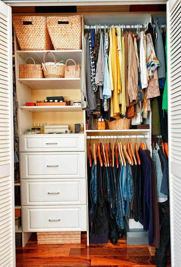 Cute Small Closet Ideas Closet Small Bedroom Small Closet Design Small Closet Room