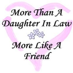 The Best Daughter In Law Family Quotes Pinterest Daughter In