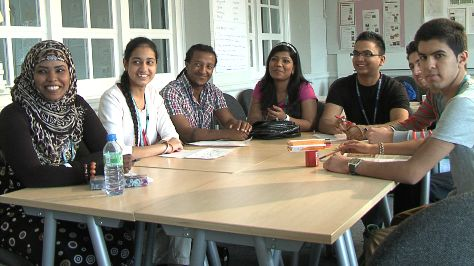 Meet the learners. Low E1, videos with names and countries.