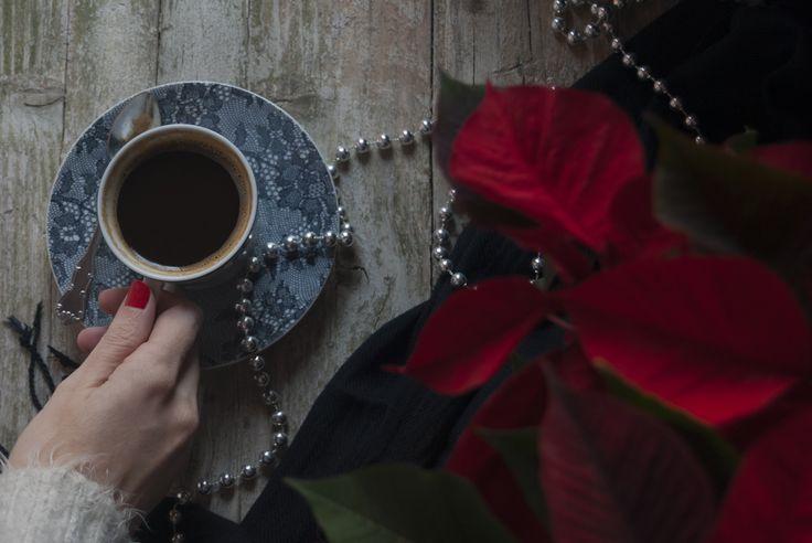Café en Navidad/ Christmas coffee