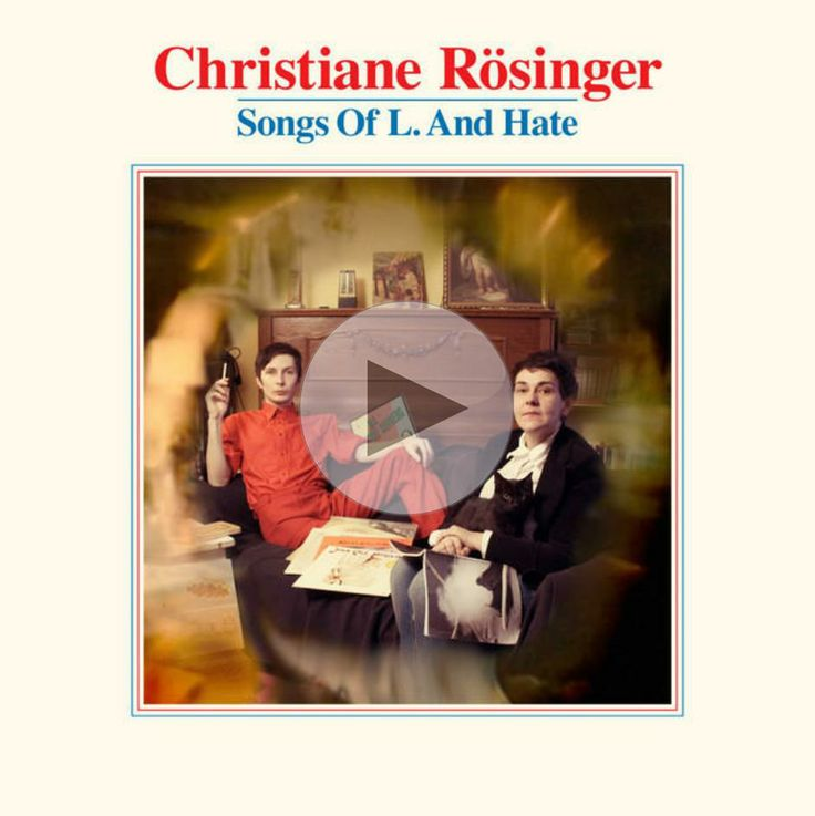 Listen to 'Desillusion' by Christiane Rösinger from the album 'Songs Of L. And Hate' on @Spotify thanks to @Pinstamatic - http://pinstamatic.com