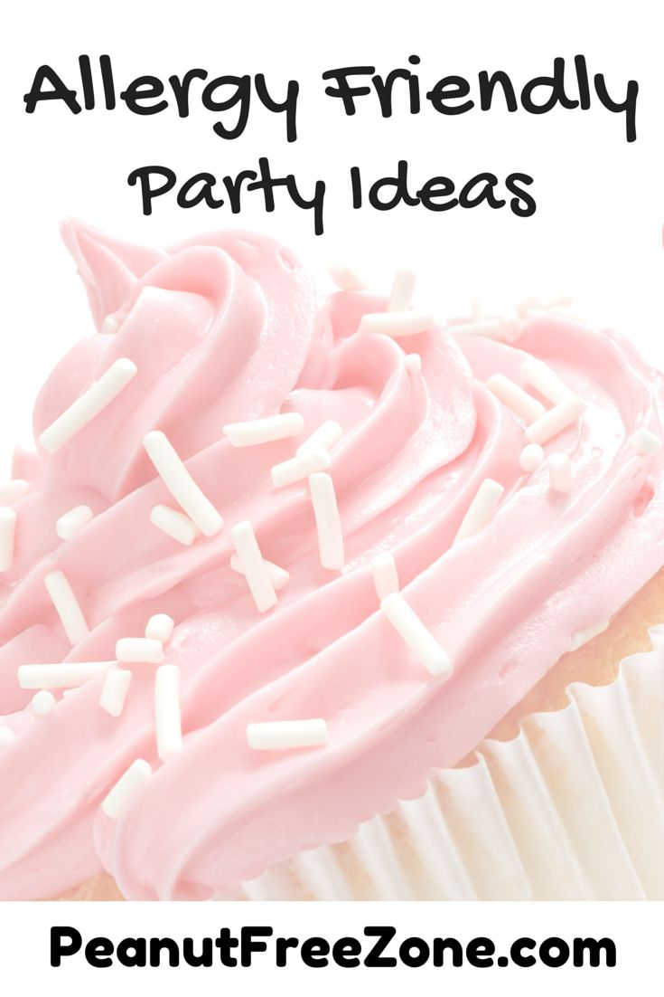 25 best allergy free zones tips images on pinterest allergy free allergy friendly party ideas great for peanut free nut free classrooms peanutfreezone forumfinder Choice Image