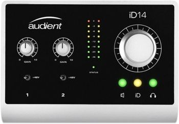 Audient iD14 | Sweetwater.com