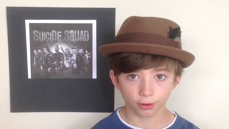 Film Review: Suicide Squad by KIDS FIRST! Film Critic Nathaniel B. #KIDSFIRST! #SuicideSquad