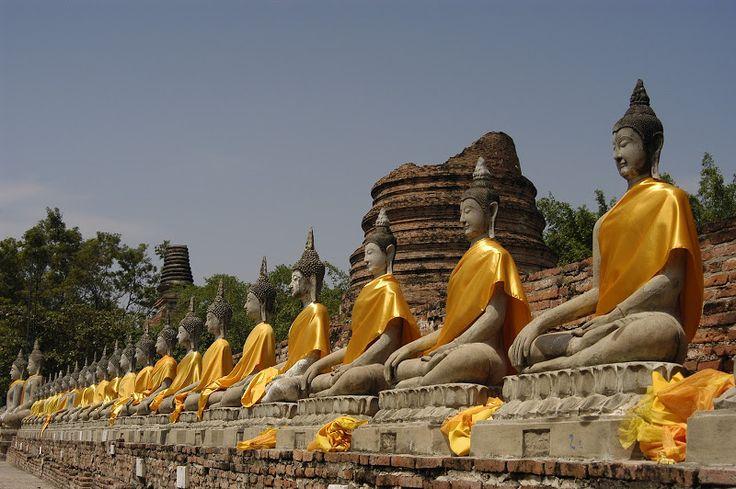 Trouver un billet d avion pas chere pour la Thailande le fameux royaume de Siam réputé dans le monde entiers pour ses merveilles #voyage #Thailande #Comparateur #hotel #vols #location